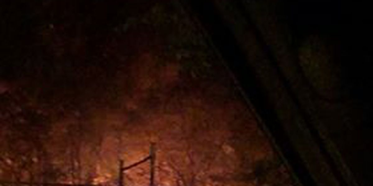 Officials responding to structure fire in West Ashley