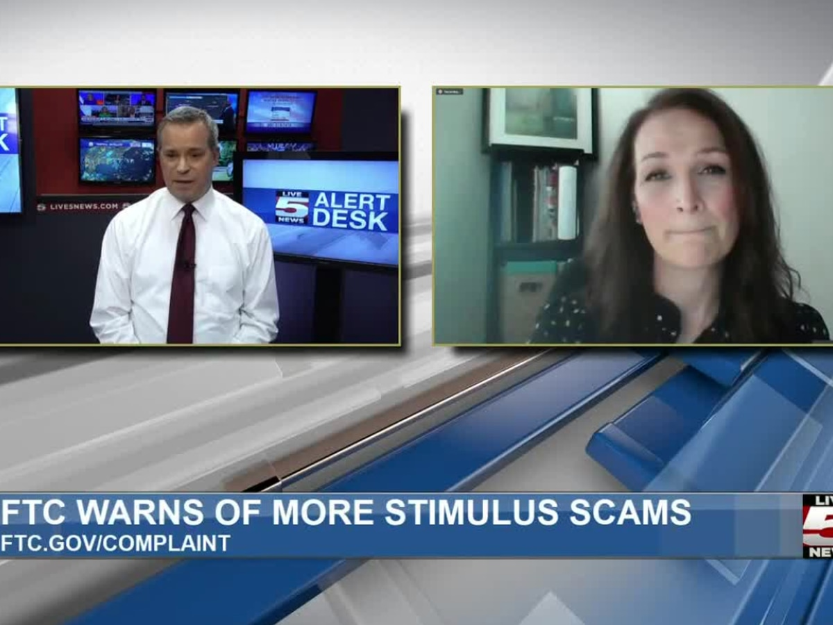 Live 5 Scambusters: FTC warns about new round of COVID-19 relief scams