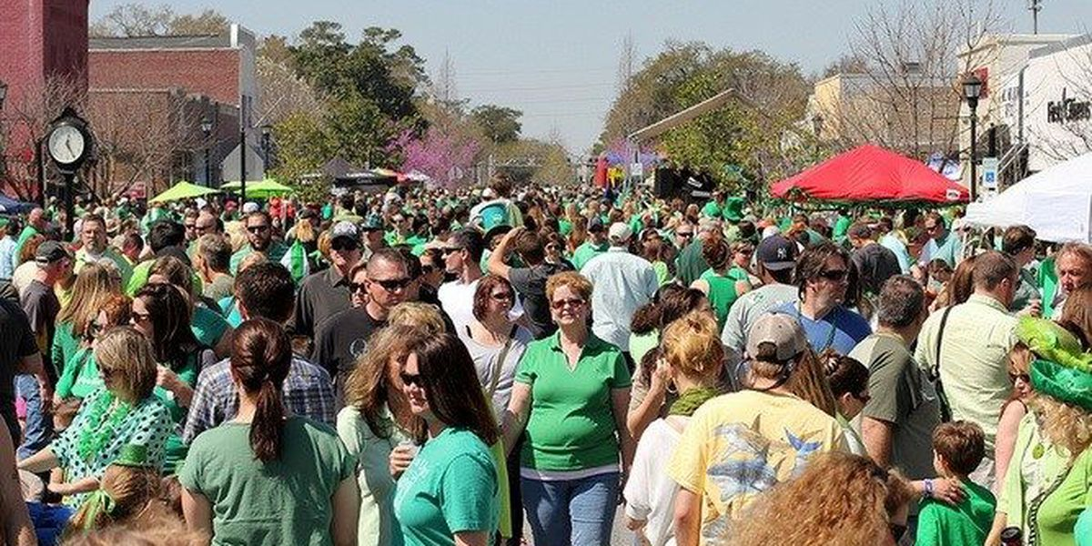 North Charleston prepares for Lowcountry's biggest St. Patrick's Day party