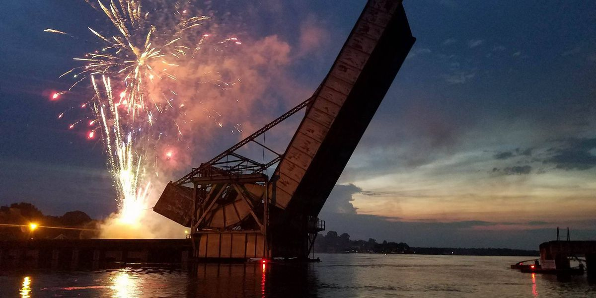Fourth of July celebrations in the Lowcountry