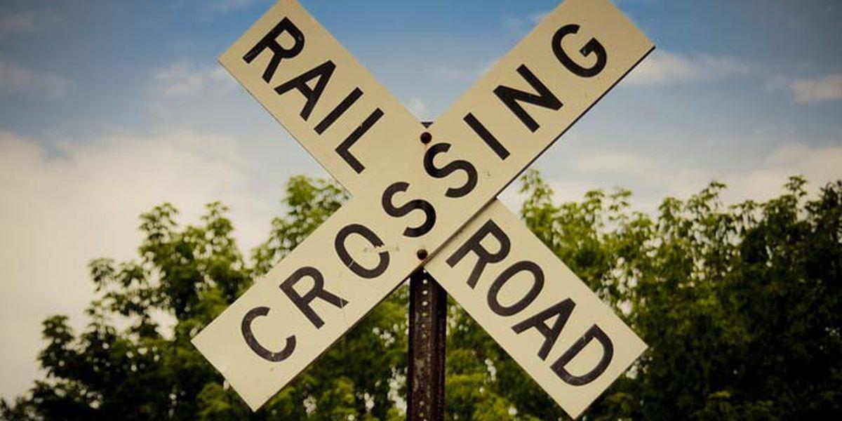 4 Dorchester Co. railroad crossings closed Thursday