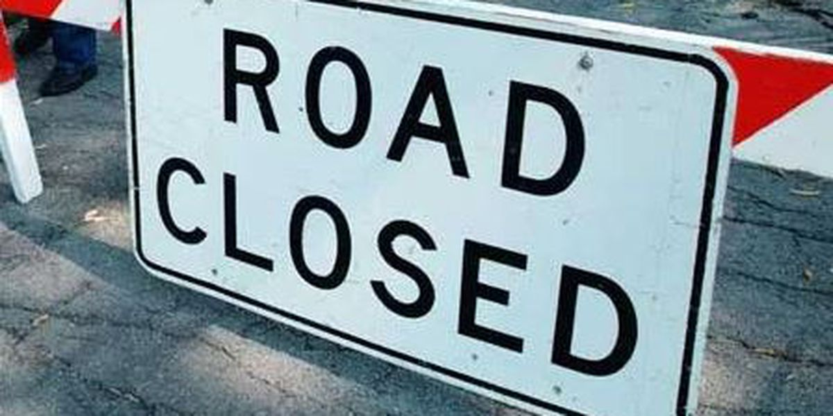 Mt. Pleasant Police Department: Roads closed due to flooding