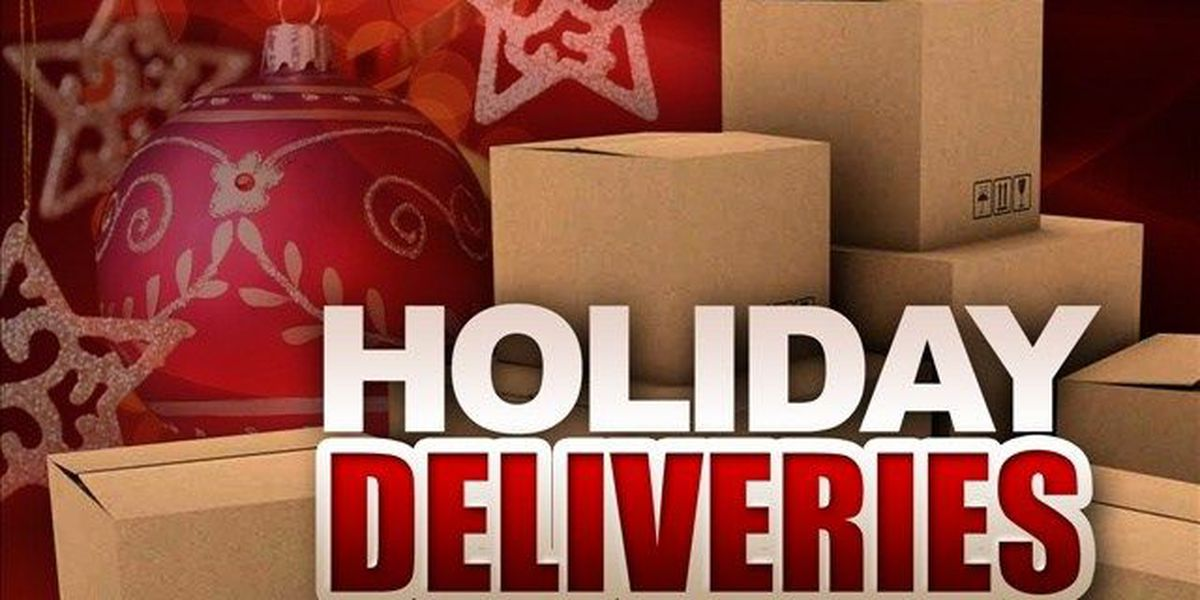 Postal Service releases holiday shipping deadlines