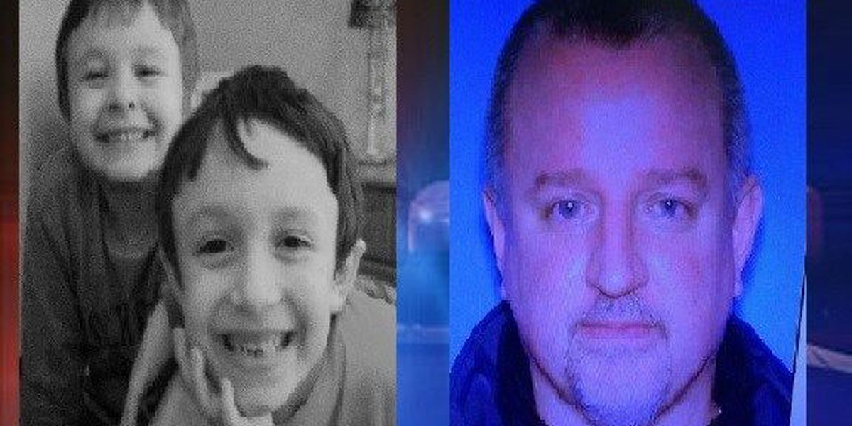 AMBER Alert issued for two missing boys canceled