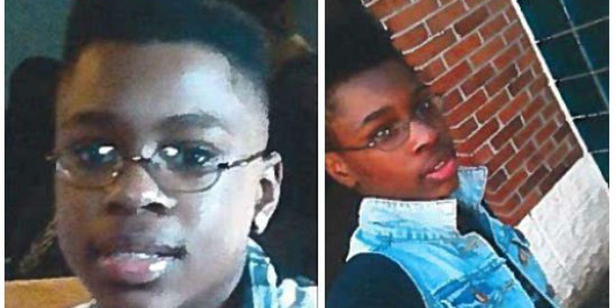 Missing James Island teen found safe
