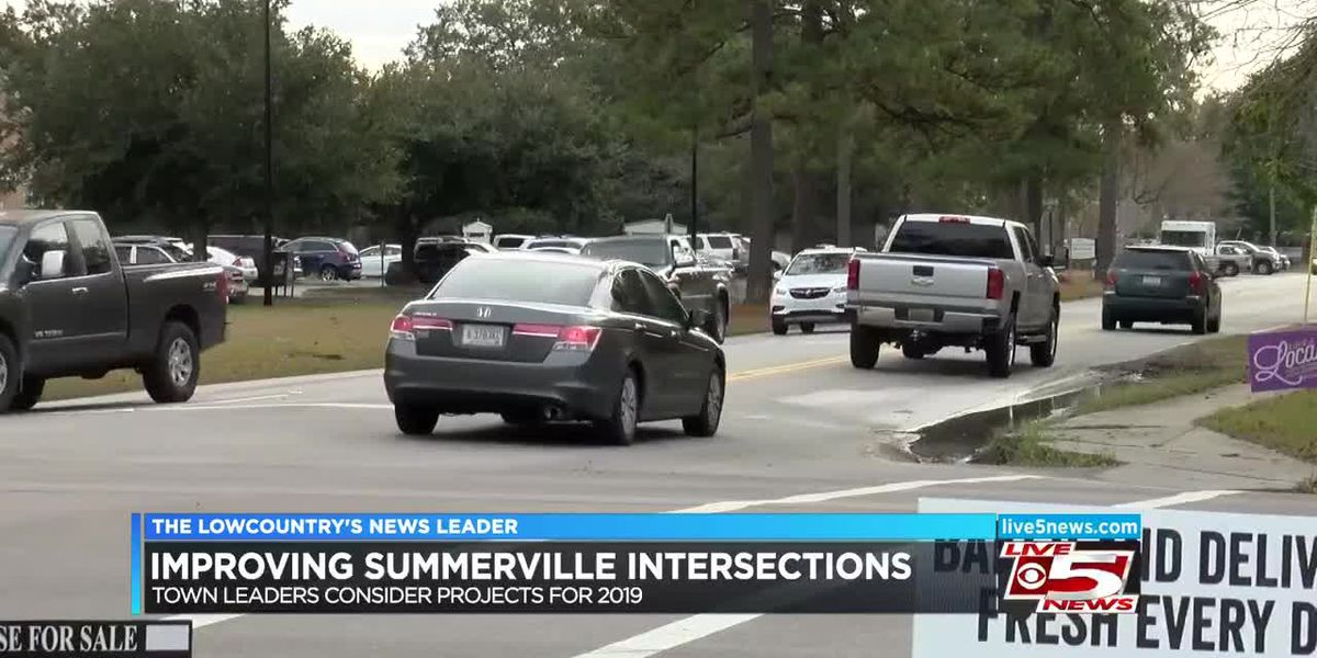 Summerville Council considering intersection improvements