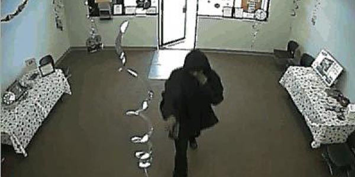 BCSO searching for Goose Creek armed robbery suspect caught on camera