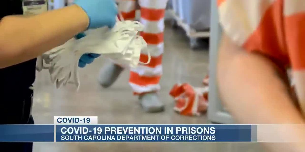 VIDEO: New coronavirus prevention efforts underway in prisons; inmates remain concerned