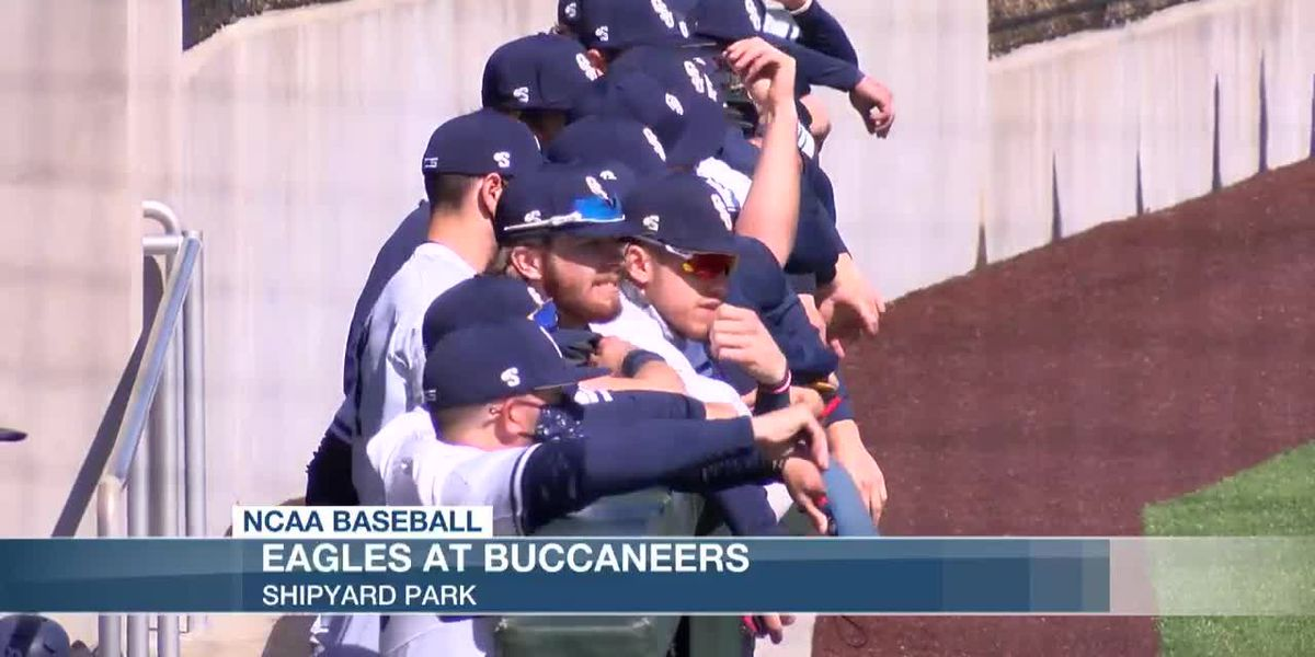 VIDEO: Bucs drop series-opening doubleheader to Boston College
