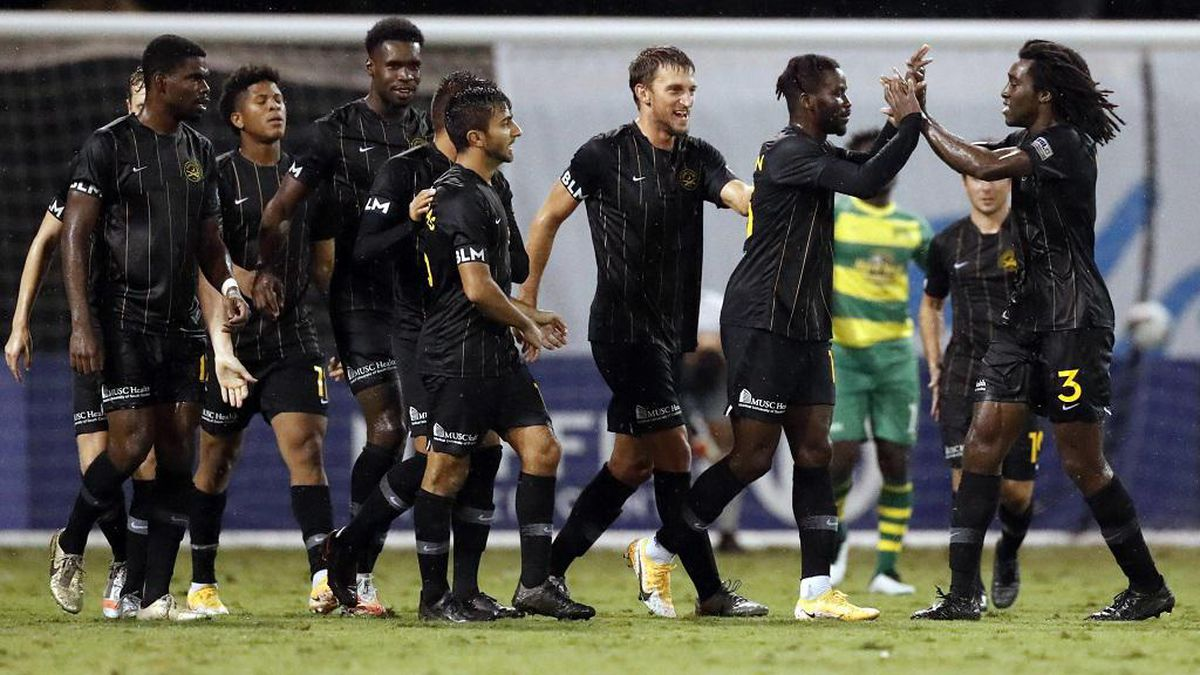 Zarokostas Lifts Battery Past Rowdies Late