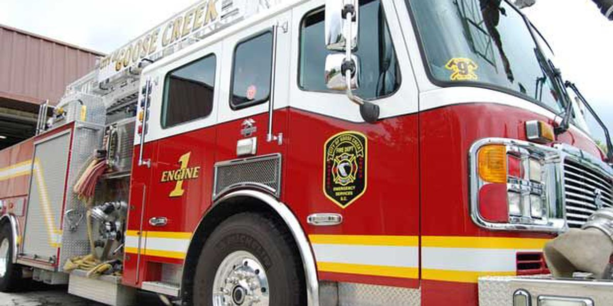 Goose Creek Fire Department receives nearly $200,000 in grant money