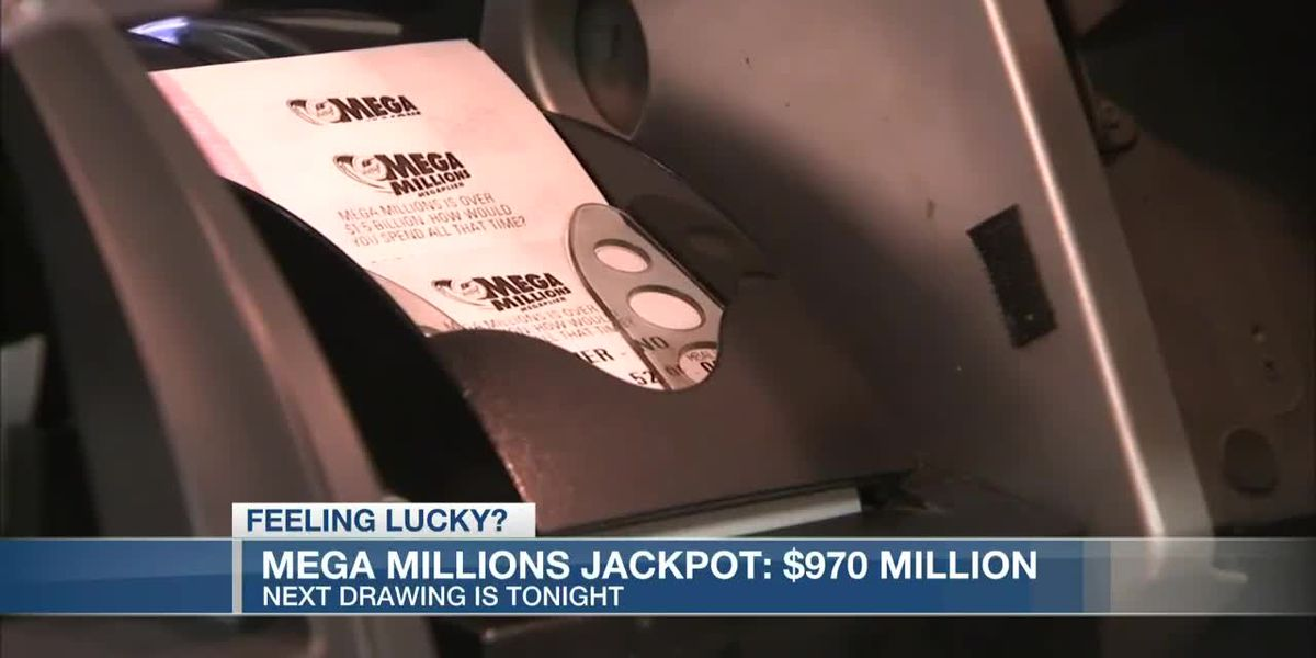 VIDEO: Mega Millions jackpot at nearly $1B ahead of Friday night drawing