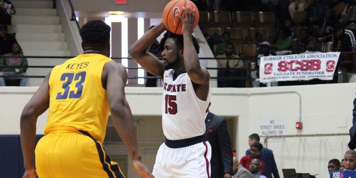 SC State upsets first place NC A&T