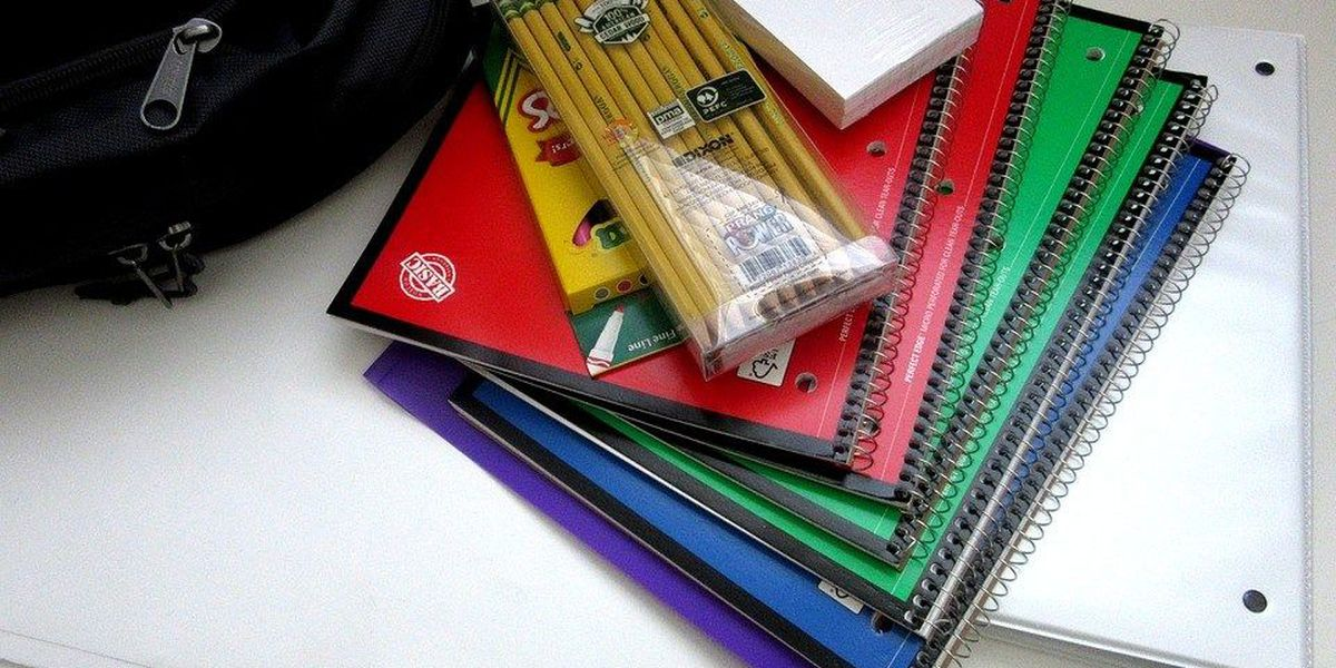 Free school supplies available at North Charleston event