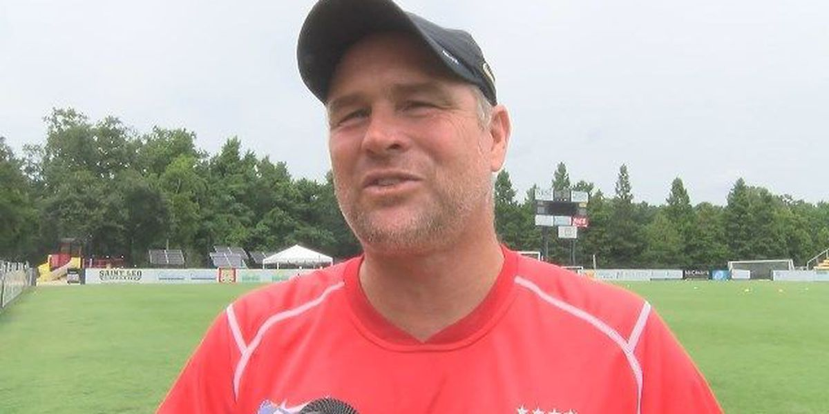 RAW: Battery Head Coach Mike Anhaeuser Previews West Brom, Wilmington