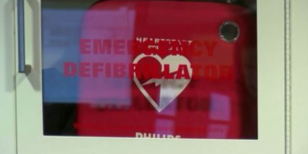 Mapping AEDs to save lives