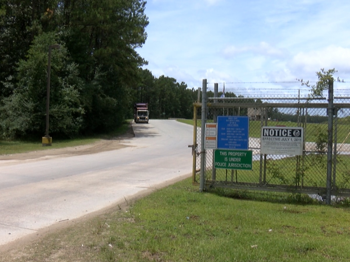 Berkeley County Landfill could soon nearly double in size