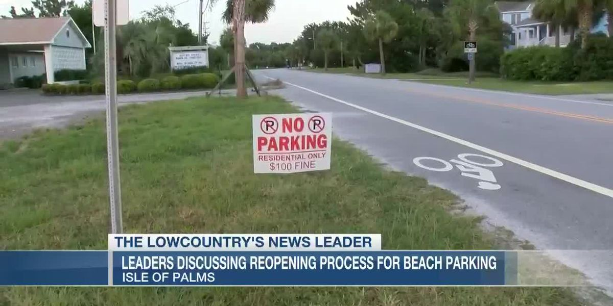 VIDEO: Isle of Palms Mayor looks to ease parking restrictions