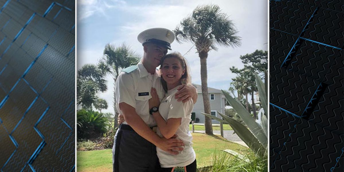 Report: Citadel cadet was driving 70 mph in 40 mph zone before deadly crash