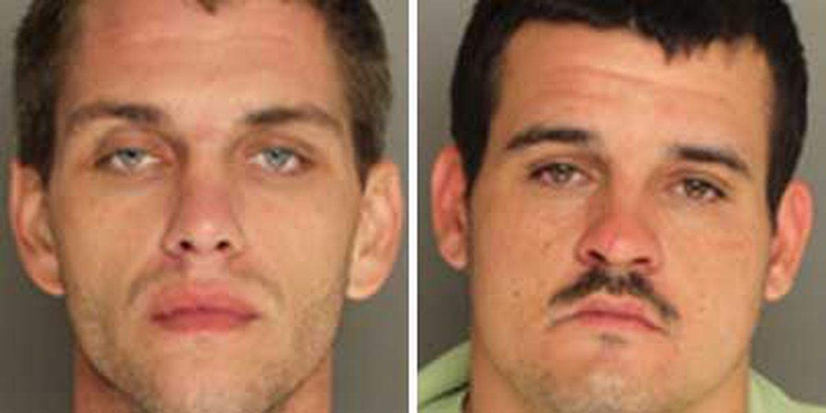 Authorities search for armed robbery suspect leads to meth lab in Moncks Corner