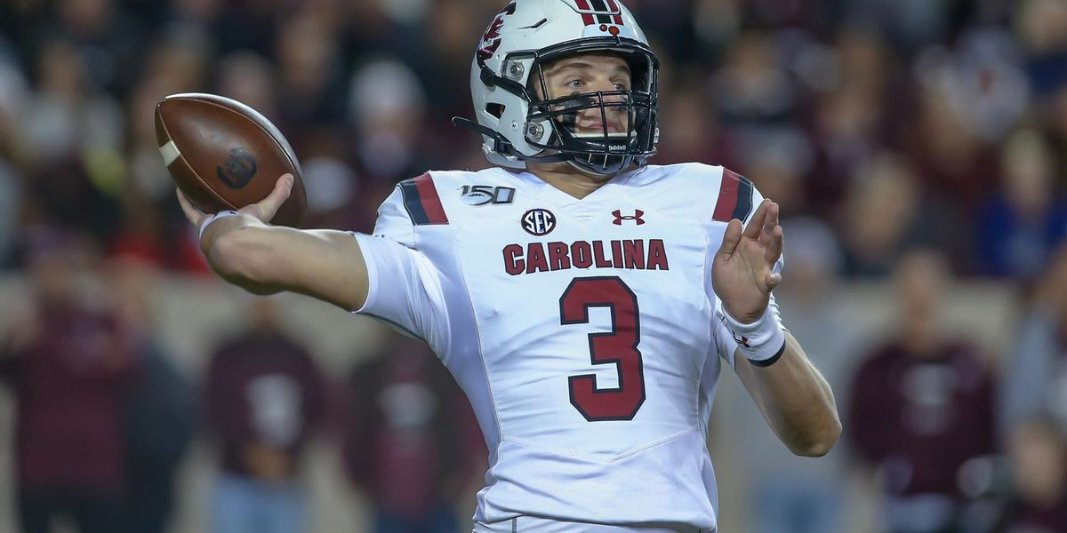Mond Leads Aggies to 30-6 Win Over South Carolina