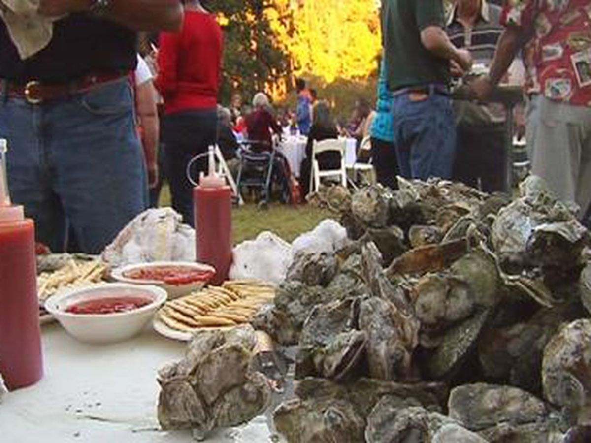 Oyster Roast to benefit families in 'kinship' care