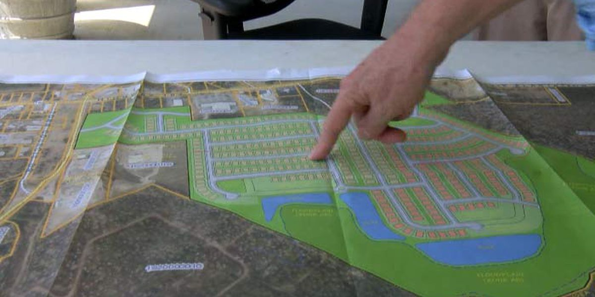 Proposed subdivision would be the largest in Hollywood