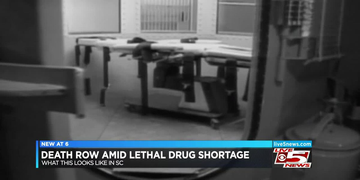 VIDEO: 37 S.C. inmates wait on death row as state works to find drugs required for execution