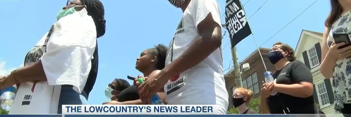 VIDEO: Unity March honors Emanuel 9 victims