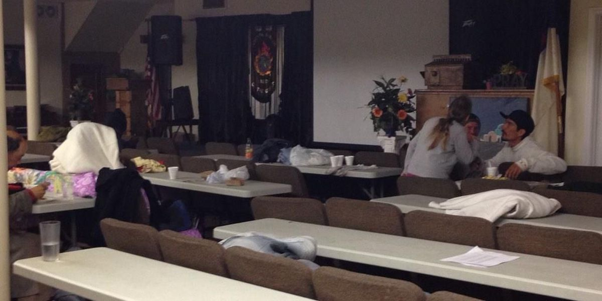 CCSO warming shelter open Monday at 6 p.m.
