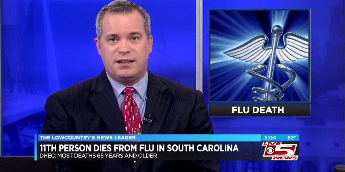 VIDEO: DHEC confirms 11th flu-related death in SC