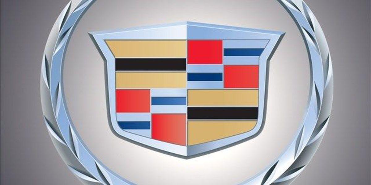 GM recalling 50,000 Cadillac SUVs