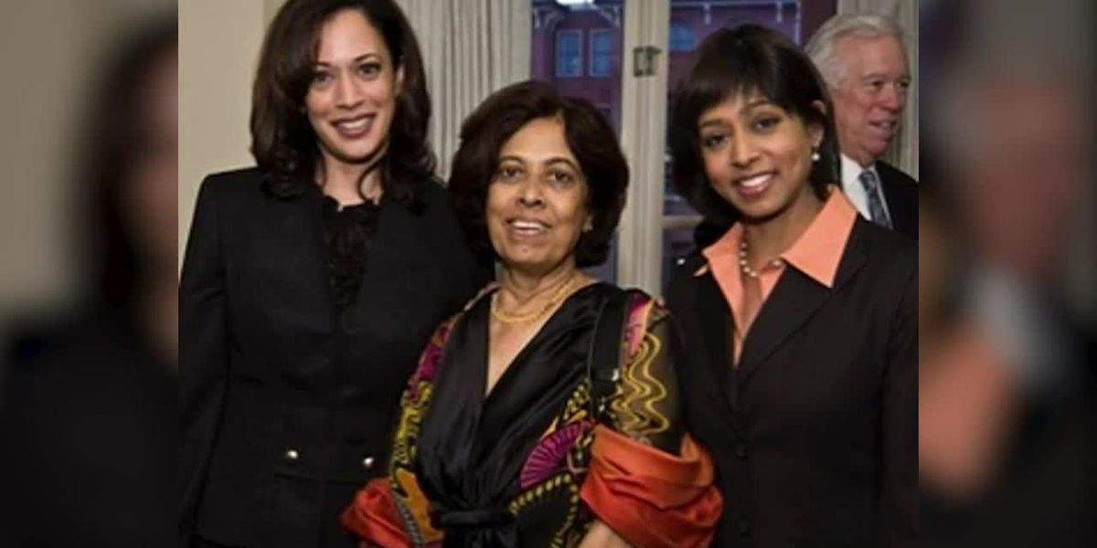 Kamala Harris' Indian roots have had significant influence in shaping her political views