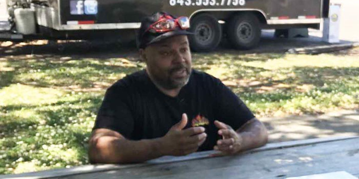 Passion to Paycheck: Victor Colbert got into food truck business to have more family time