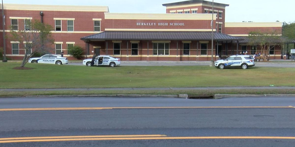 Berkeley County School District responds to parents' safety concerns