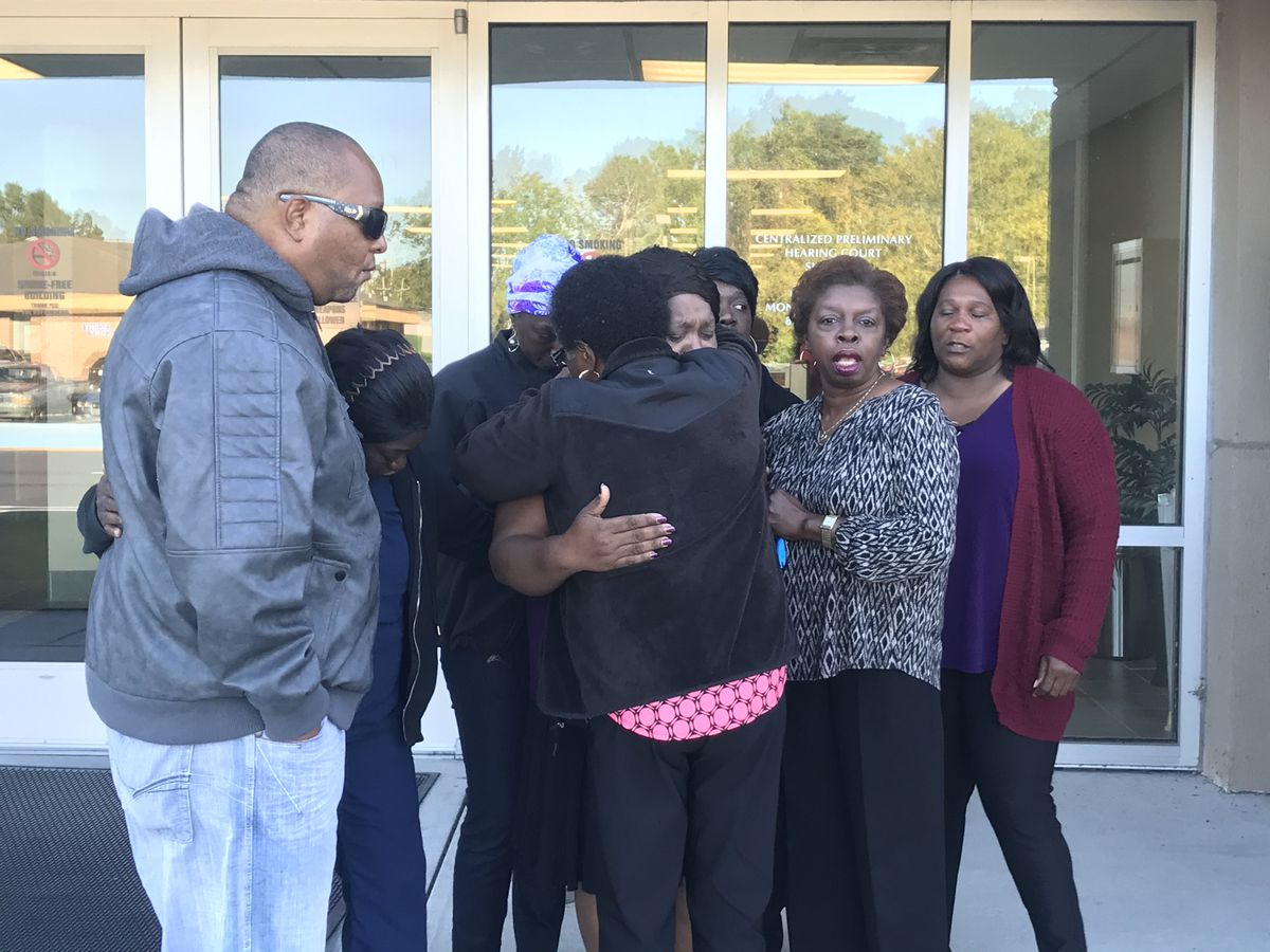 Father of N. Charleston murder victim says God will make suspect pay