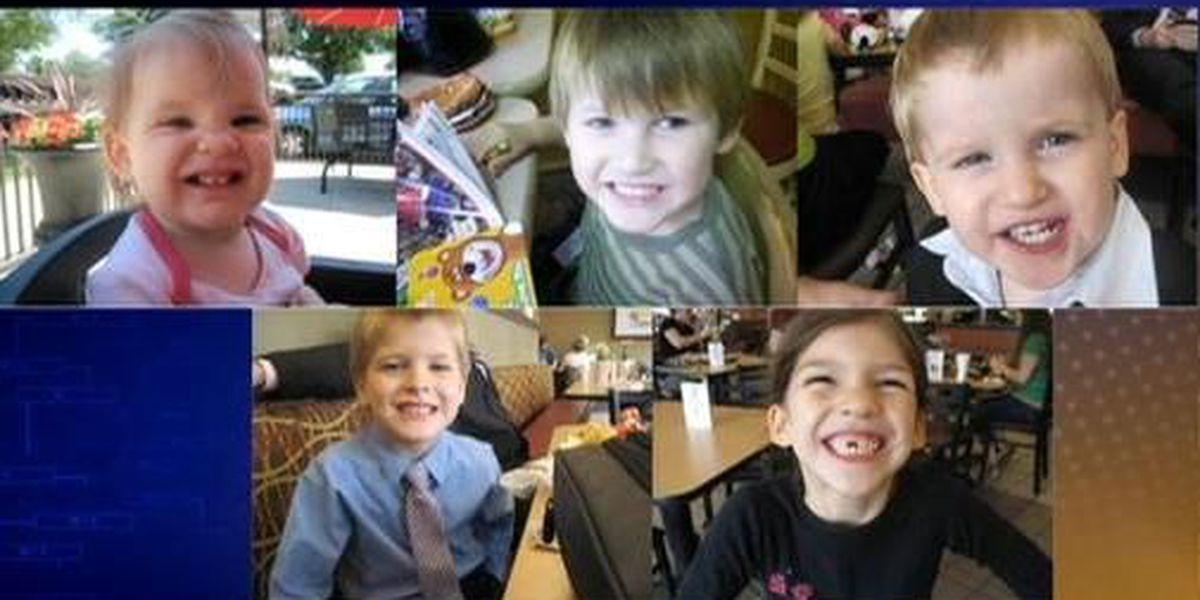 Group wants memorial to 5 slain SC kids