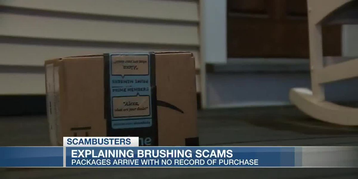 VIDEO: Live 5 Scambusters: Brushing up on brushing scams