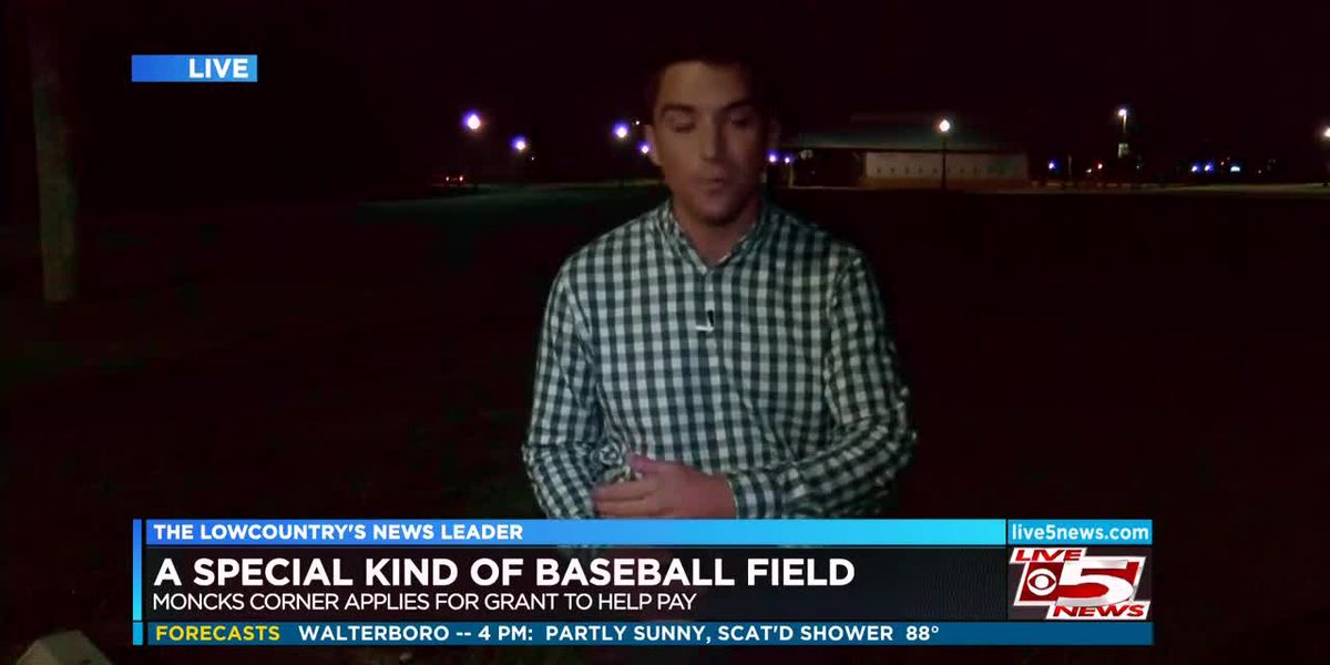 VIDEO: Baseball field for kids with special needs one step closer to reality