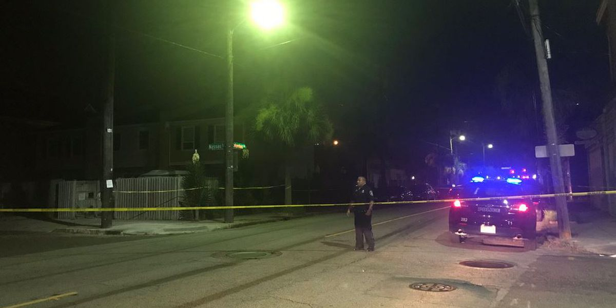 Police respond to reported shooting in downtown Charleston