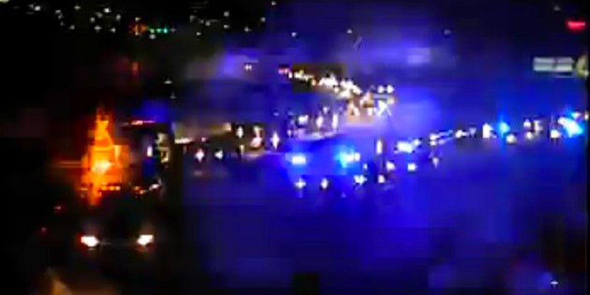 Crews clear three accidents from Arthur Ravenel Bridge Monday night