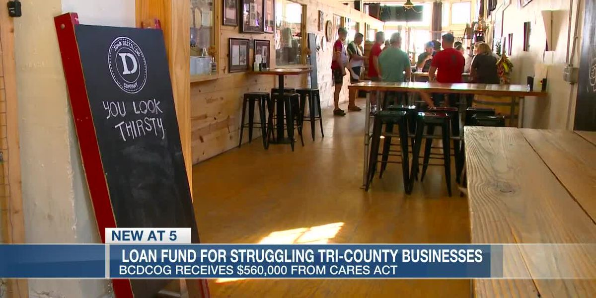 $560K in loan money available for struggling tri-county businesses