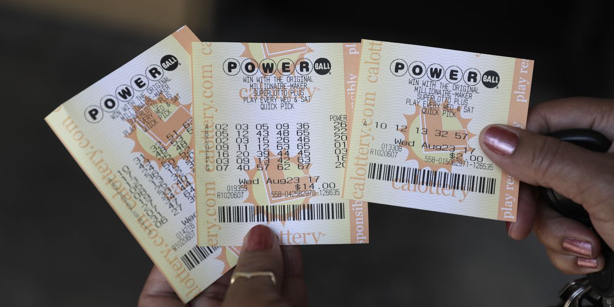 Powerball Jackpot soars to $550 million before Wednesday night drawing