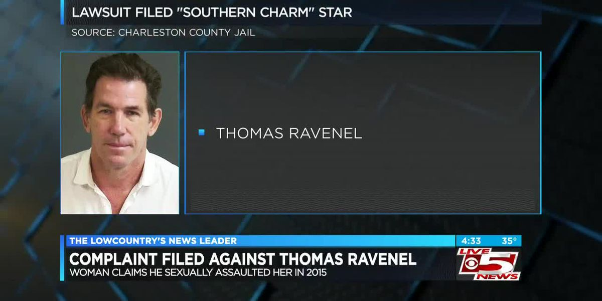 VIDEO: Lawsuit filed against Thomas Ravenel in connection with assault allegations