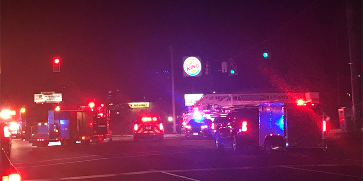 Dispatch: Multiple units responding to accident on Main Road