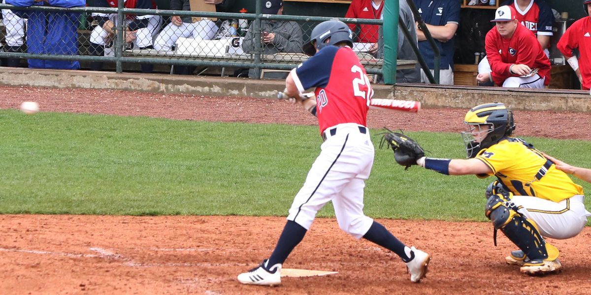 The Citadel swept by Michigan with 6-3 loss