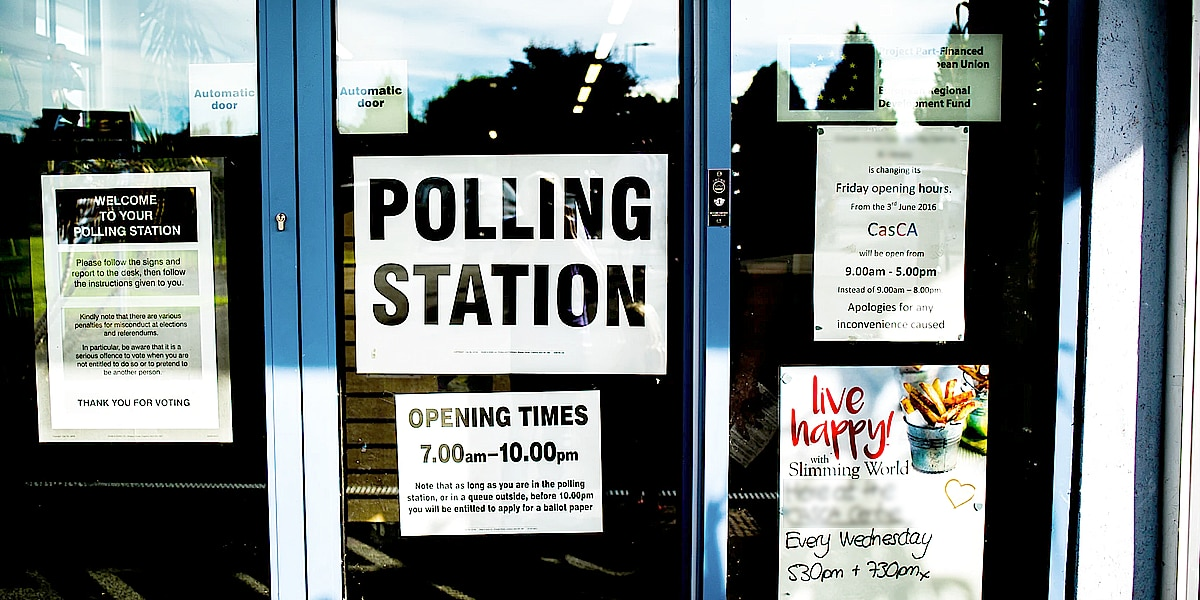 Town says Black Lives Matter signs to remain at polling site