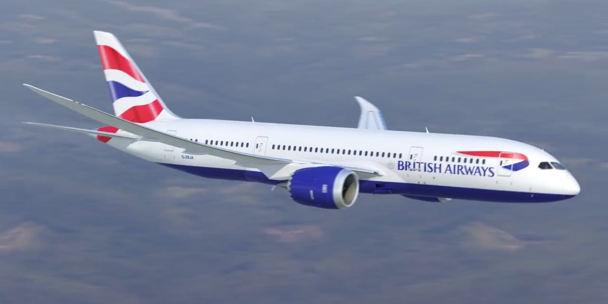 British Airways to continue Charleston service to London in 2020