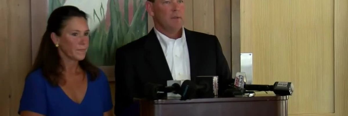 RAW VIDEO: Pawleys Island mayor makes statement Facebook comment backlash