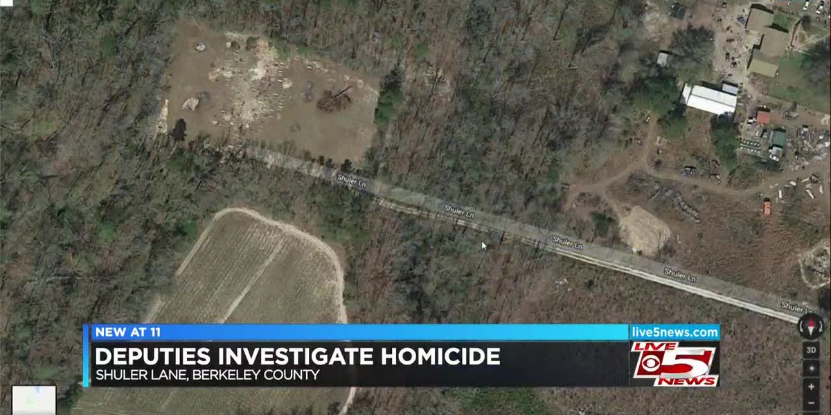 VIDEO: Berkeley Co. Coroner: Body found in Shuler Cemetery Saturday afternoon